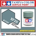 Tinta Acrílica Tamiya Mini XF-25 - Light Sea Gray Fosco - 10ml