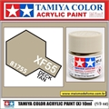 Tinta Acrílica Tamiya Mini XF-55 - DECK TAN Fosco - 10ml