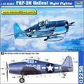 F6F-3N Hellcat Night Fighter - Trumpeter - 1/32
