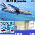 KA-3B Skywarrior - Trumpeter - 1/48