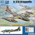 A-37A Dragonfly - Trumpeter - 1/48
