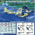 De Havilland Sea Hornet NF.21 - Trumpeter - 1/48