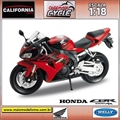 Honda CBR 1000 RR - Welly California Cycle - 1/18