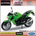 Kawasaki Z1000 - Welly California Cycle - 1/18