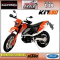 KTM  690 Enduro - Welly California Cycle - 1/18
