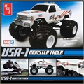 SNAPIT 1/32 - USA-1 MONSTER TRUCK - AMT