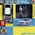 SLOT RACING KIT - 2006 CAMARO - AMT - 1/25