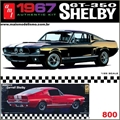 1967 - SHELBY GT-350 Branco - AMT - 1/25