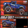SNAPIT 1/32 - BIGFOOT 4 x 4 x 4 FORD F-150 - AMT