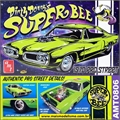 1970 - Dodge CORONET Super Bee - AMT - 1/25