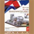 WESTMINSTER ABBEY - Cubic Fun - MC121h