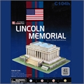 LINCOLN MEMORIAL - Cubic Fun
