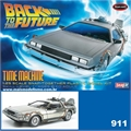 De Lorean DE VOLTA PARA O FUTURO - Polar Lights - 1/25