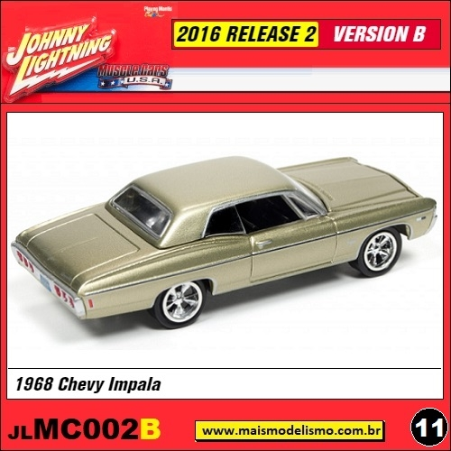 Rc2 Johnny Lightning Jl Muscle Cars Release 17 1 64 Asstd B 50198b 271p9806 also P 004W006040280003P besides 1968 Chevy Impala Ocre Johnny Lightning 164 further 1968 Dodge Charger Rt Christmas Issue 2 in addition 251608640441. on johnny lightning muscle cars