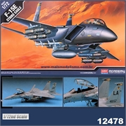 F-15E Strike EAGLE - Academy - 1/72