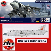 BAe SEA HARRIER FA2 DIORAMA - MODEL SET Airfix - 1/72