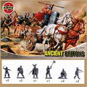 Historics - ANCIENT BRITONS - Airfix - 1/72