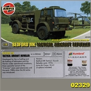 BEDFORD MK TACTICAL AIRCRAFT REFUELLER - Airfix - 1/76