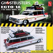 Ghostbusters ECTO-1A - AMT - 1/25