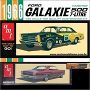 1966 - Ford Galaxie 500 7-Litre - AMT - 1/25