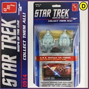 STAR TREK Collection - USS Defiant NX-74205 - AMT