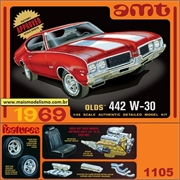 1969 - Olds 442 W-30 - AMT - 1/25