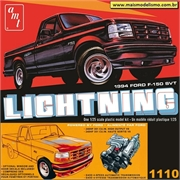 1994 - Ford F-150 Lightning - AMT - 1/25