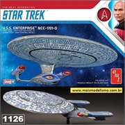 STAR TREK - USS Enterprise NCC-1701-D - AMT - 1/2500