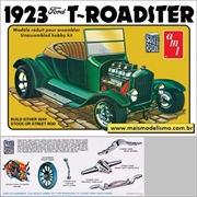 1923 - Ford T Roadster - AMT - 1/25