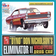1967 - Mercury Cyclone Eliminator II - AMT - 1/25