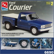 FORD COURIER Pickup - AMT - 1/25