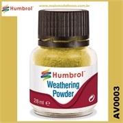 Humbrol AREIA Weathering Powder - 28ml