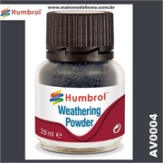 Humbrol SMOKE Weathering Powder - 28ml