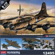 Boeing B-17F Flying Fortress Memphis Belle - Academy - 1/72