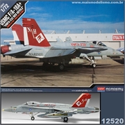 F/A-18A HORNET USMC VMFA Red Devils - Academy - 1/72