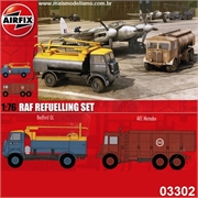 RAF REFUELLING Set - Airfix - 1/76