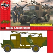 Albion 3-Point Fueller - Airfix - 1/48