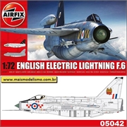 English Electric Lightning F.6 - Airfix - 1/72