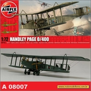 Handley Page 0/400 - Airfix - 1/72