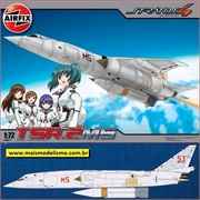 STRATOS 4 TSR.2MS - Airfix - 1/72