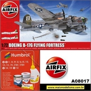 Boeing B-17G Flying Fortress - Airfix - 1/72