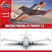 Hunting Percival Jet Provost T.3 - Airfix - 1/72