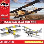 De Havilland DH.82a Tiger Moth - Airfix - 1/72