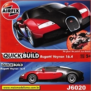 Bugatti Veyron 16.4 - QUICK BUILD Airfix