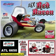 Tom Daniels - Lil Red Baron Show Rod - Atlantis - 1/32