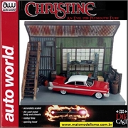 1958 - Plymouth Christine Fury - Diorama Auto World - 1/64