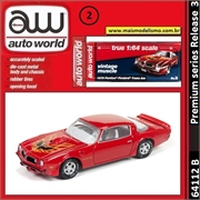1975 - Pontiac Firebird Trans Am - Auto World - 1/64