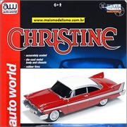 1958 - Plymouth Christine Fury - Auto World - 1/64