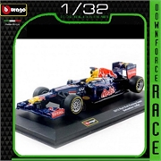 2012 RED BULL RACING TEAM - Sebastian Vettel n.1 - Bburago - 1/32