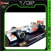 2013 VODAFONE McLaren MERCEDES MP4-28 - Jenson Button n.5 - Bburago - 1/32